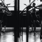 ジャンパー膝に悩む中学生バレエダンサーの話